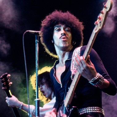 Still from Phil Lynott - Songs For While I'm Away