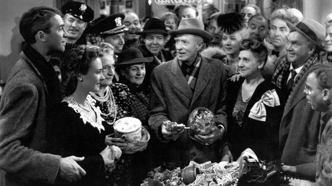 Best Christmas Movie - It's a Wonderful Life